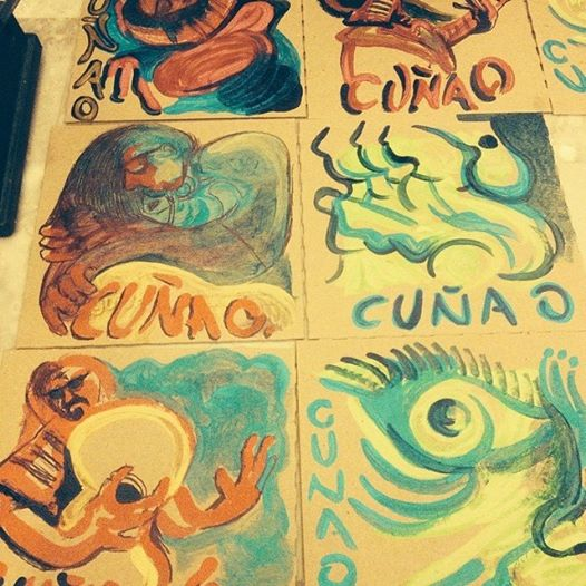 Cunao album covers originals